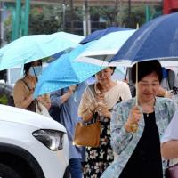 北台灣27日溼涼防局部大雨 中部以北秋意濃