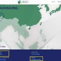 【最新】「全球氣候市長聯盟」矮化台灣會員屬「中國」 我6都聯合抗議•官網迅速更正