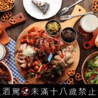 德國豬腳!台灣「德國啤酒節」為期一個月 台味融合德式料理好美味