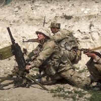 Armenia, Azerbaijan clash in separatist region for a 2nd day