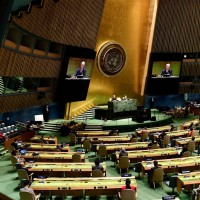 14 diplomatic allies voice support for Taiwan's participation in UN
