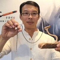 Taiwanese pencil carving artist breaks Guinness World Record
