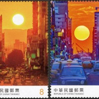 Chunghwa Post to release new collection of Taiwan-related stamps