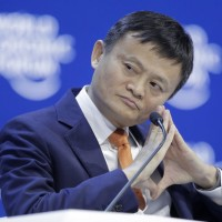 Alibaba founder calls on China's businesses to put service first