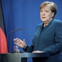 Merkel accuses China of 'poor and cruel treatment' of minorities