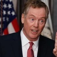 50 US senators call for trade pact talks with Taiwan