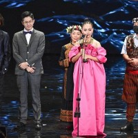 Taiwan indigenous singer Abao biggest winner at Golden Melody Awards