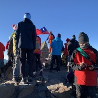 Day hikers climbing Taiwan's highest mountain must heed '10 a.m. rule'