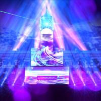 為期五天!台灣國慶光雕秀結合時事疫情 管絃樂、電音、民謠總統府化身自由燈塔