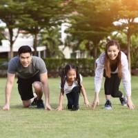 台灣調查:親子運動有助於讓孩子、家長擺脫憂鬱