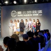 2020 Taipei Fashion Week SS21 highlights digital pop art