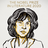 諾貝爾文學獎 美國女詩人葛綠珂摘下桂冠