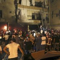 黎巴嫩首都再傳油槽爆炸起火 4死逾30傷
