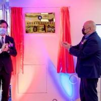 台灣駐關島辦事處揭牌 關島總督致賀:台關情誼穩固