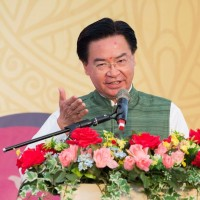 Wu thanks India for standing up to 'Get Lost types' from China on Taiwan's National Day