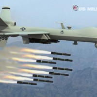 US advances sale of MQ-9 drones, Harpoon missiles to Taiwan