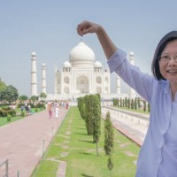 Taiwan president greets Indian netizens on Twitter