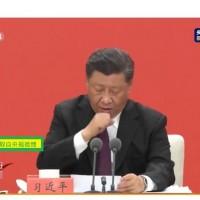習近平健康欠佳 ?! 深圳講話狂咳嗽•中國央視急切畫面