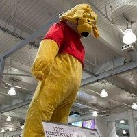 Taipei Costco customers mock 'Xi JinPooh' Halloween 'effigy'