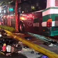 Taipei bus companies violate Labor Standards Act