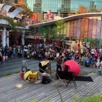 中台灣打卡熱點台中「草悟廣場」11/1熄燈 「萬聖節親子搞鬼趣」壓軸登場