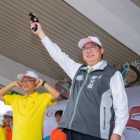 Taoyuan mayor hints at Taiwan presidential bid
