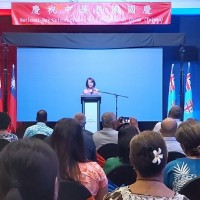 Taiwan says Chinese 'wolf warriors' assaulted official at National Day celebration in Fiji