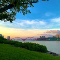 Photo of the Day: Beautiful fall day in New Taipei