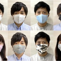 Facial recognition unimpeded by masks successfully developed in Japan