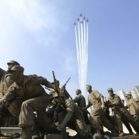 China uses Korean War anniversary as propaganda against US