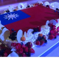 China blames Taiwan flag cake for provoking 'wolf warriors' in Fiji