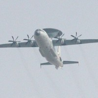 Three Chinese military planes enter Taiwan's ADIZ