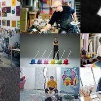 台灣藍騎士畫廊網羅國際藝術家大作 台北藝博會首度曝光提供24小時VIP服務