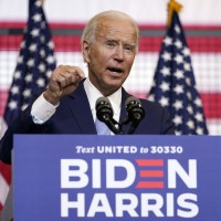 Biden talks tough on China, pledges deeper ties with Taiwan