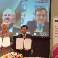 Taiwan, UK sign MOU on education cooperation