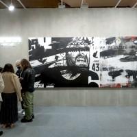 台北藝博會「登峰造極」盼疫情後成國際盛會 台灣政要名人齊賞潮流當代藝術