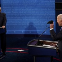 Trump, Biden go after each other on coronavirus