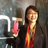 Taiwan's HTC chairwoman wins VR award