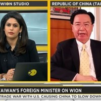 India tells China its media is free to support Taiwan
