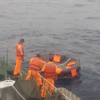 5 Thai crew members missing after ship sinks near southwest Taiwan