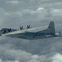 Chinese military plane crosses into Taiwan's ADIZ