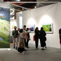 台北藝術博覽會捷報!吸引7萬人參觀 總銷售額破10億