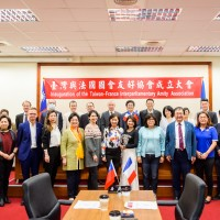 Taiwan legislature forms new caucus to promote ties with France