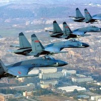 China says 'fighter jets of the PLA must fly over the island of Taiwan'
