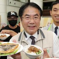 南台灣肉燥飯節正式開跑•邀高雄市與其他縣市參賽 台南市長黃偉哲 「絕對厲害•不怕貨比貨!」