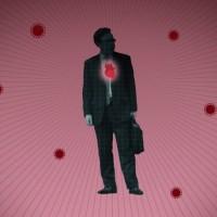 新冠肺炎神祕莫測 染疫者不只傷肺更「傷心」