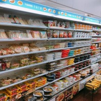 Excessive levels of bacteria found in food sold by Taiwan retailers
