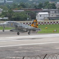 Taiwan's Air Force grounds F-5s pending crash probe