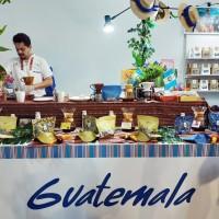 瓜地馬拉藝文特展台北飄咖啡香 共享台灣民主文化熱情