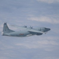 Three Chinese warplanes violate Taiwan's ADIZ
